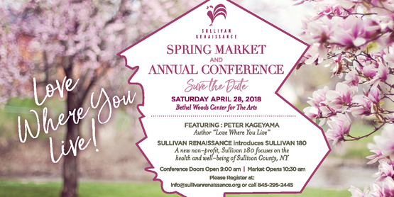 Sullivan Renaissance Spring Market & Annual Conference