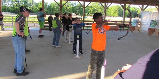 4-H Archery Program