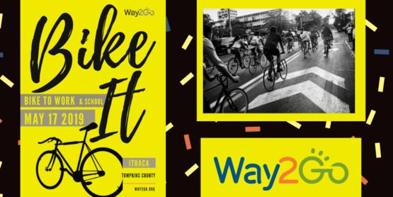 Bike To Work & School May 17 2019