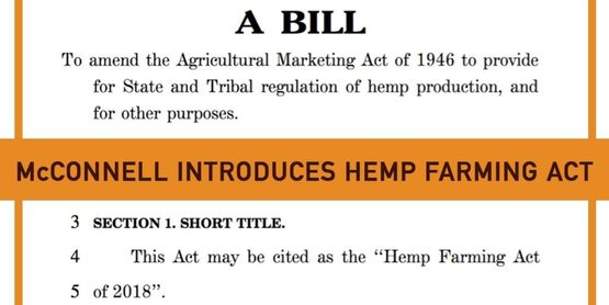 Hemp farming act