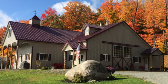 Wohlschlegel's Maple Farm in Ontario County welcomes guests to try their maple products.