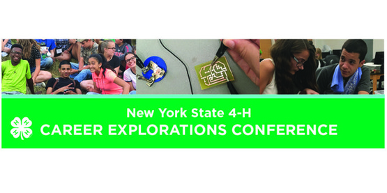 NYS 4-H CAREER EXPLORATIONS