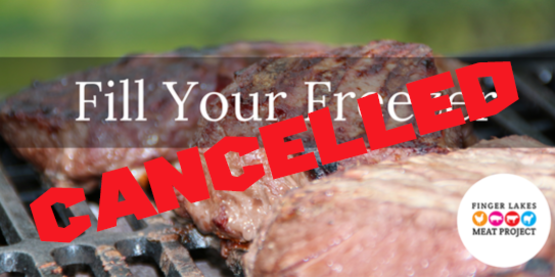 Fill Your Freezer: Buying Local Meat in Bulk