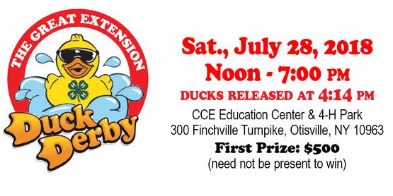 Duck Derby 2018