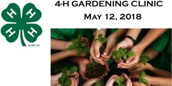 4-H Gardening Clinic - Mt. Vision, NY