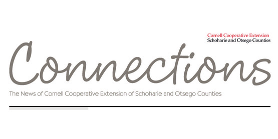 The news of Cornell Cooperative Extension of Schoharie and Otsego Counties.