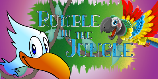 Children's Library Reading Program: Rumble in the Jungle
