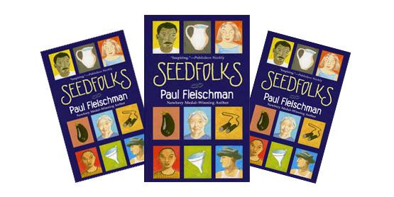 Seedfolks Community Read Celebration