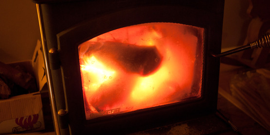 Be sure to buy a wood stove that is the correct size for your heating needs.