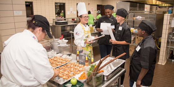 Farm to School Chef Challenge