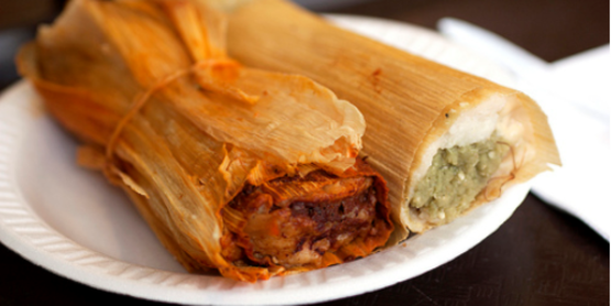 Mexico's original take-out food. We will make and taste several types of classic tamales.