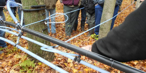 Fall Maple Tubing Workshop and NYS Maple Certification Class