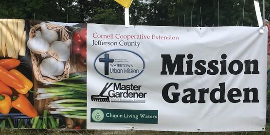 Urban Mission Garden