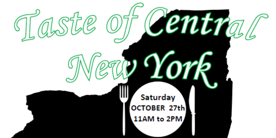 Taste of Central New York