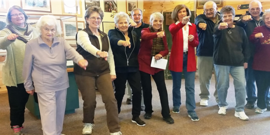 Tai Chi for Arthritis in Eldred