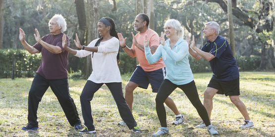 Tai Chi for Arthritis: Liberty