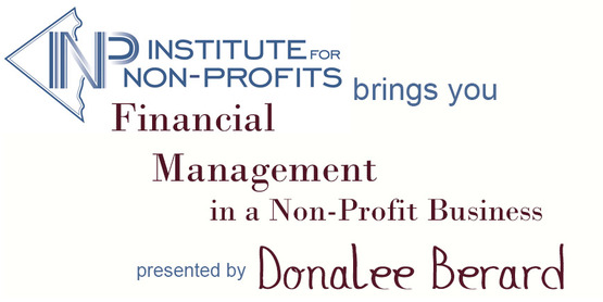 Financial Management in a Non-Profit Business