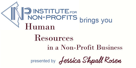 Human Resources in a Non-Profit Business