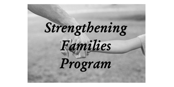 Strengthening Families Program (designed just for parents/caregivers of youth ages 5 - 10)