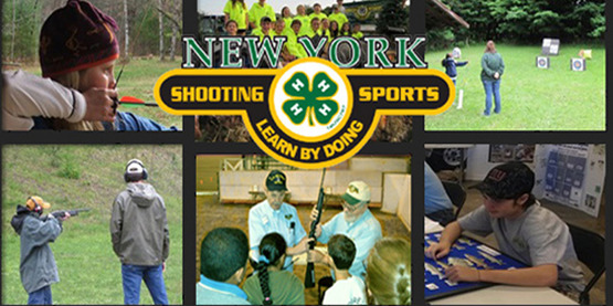 Shooting Sports Youth Archery