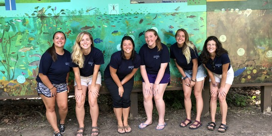 Sea Stars Marine Camp & Outreach Program Staff