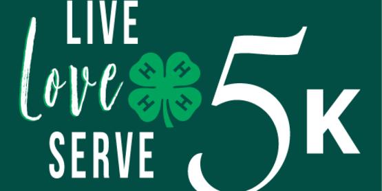 Live Love Serve 4-H 5K Hortonville 2018