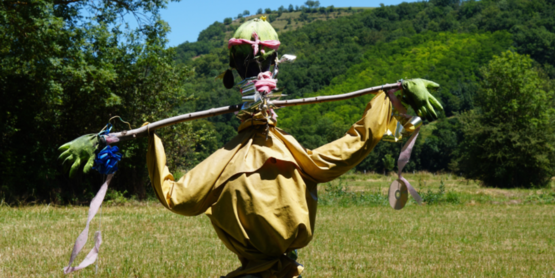 Scarecrow Decorating Contest and Auction