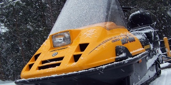 Snowmobiling Course