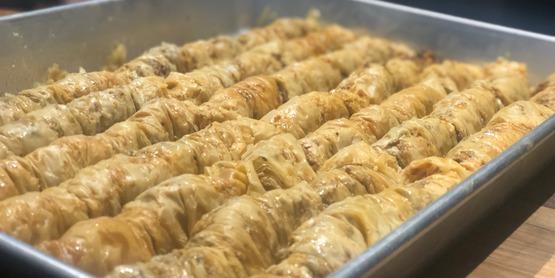 December Baking Series: Sweet and Savory