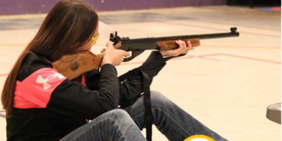 4H Shooting Sports with logo