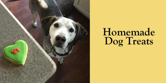 2019 Homemade Dog Treats