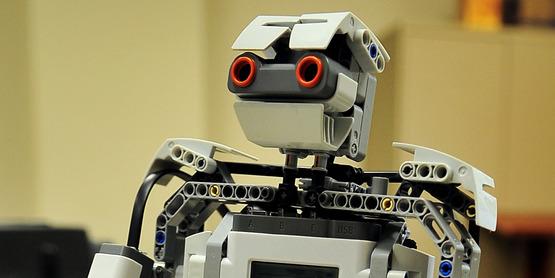 Junk Drawer Robots