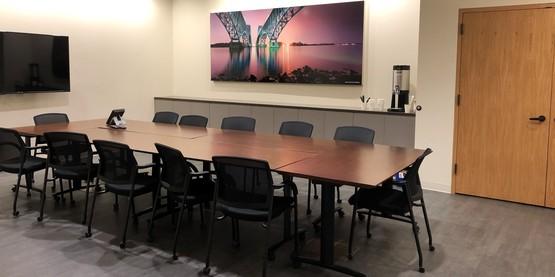 Taste NY Conference Room