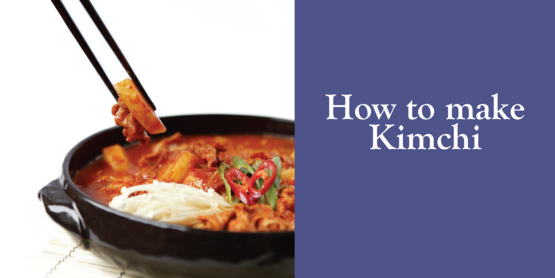 Come Learn How to Make Kimchi