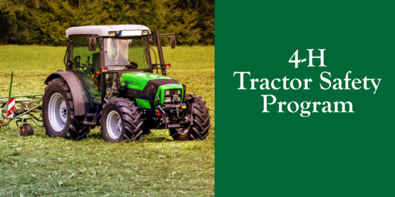 2019 4-H Tractor Safety Program