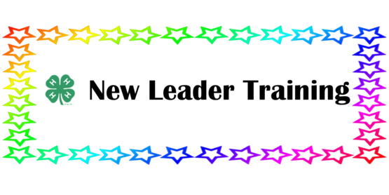 New Leader Training - Schoharie County