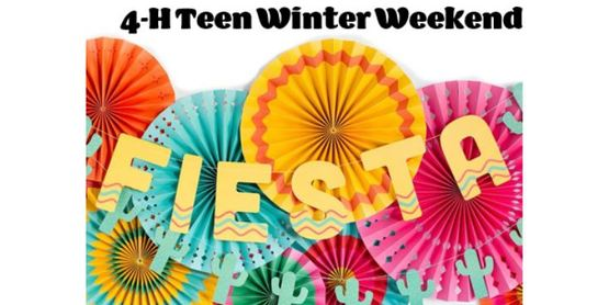 Teen Winter Weekend
