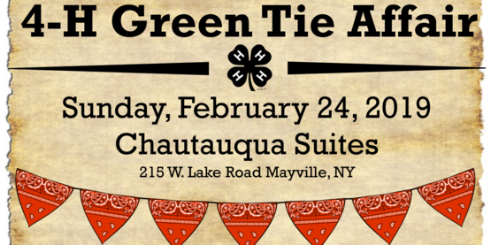 4-H Green Tie Affair