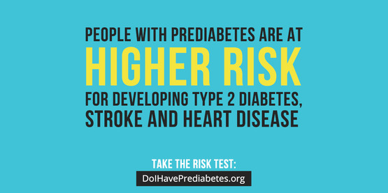 prediabetes risk test