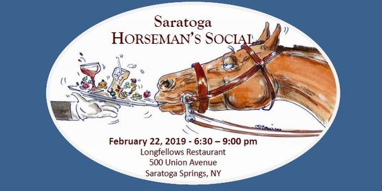 2019 Horseman's social.