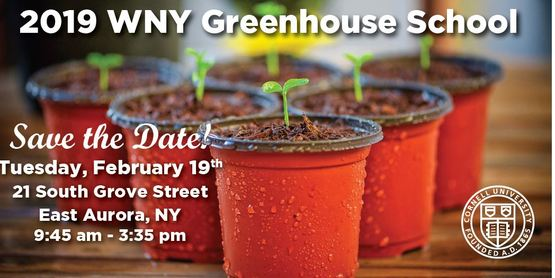 Greenhouse School Save the Date