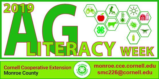 2019 Agriculture Literacy Week