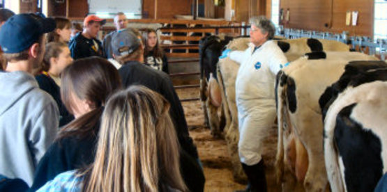 2019 4-H Dairy Discovery Workshop