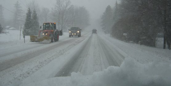Winter weather requires special driving precautions.  Find out more here!