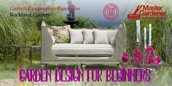 Our MGVs present Garden Design for Beginners