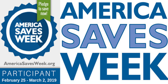 America Saves Week 2019