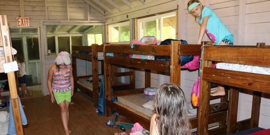 Camp Wabasso Cabins 2