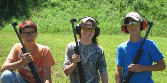 4-H Spring Shooting Sports Program
