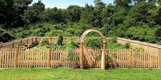 Sands Point Preserve Organic Vegetable Garden