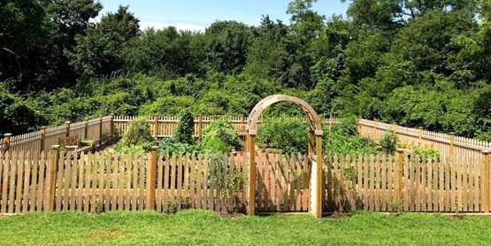 Sands Point Preserve Organic Vegetable Garden